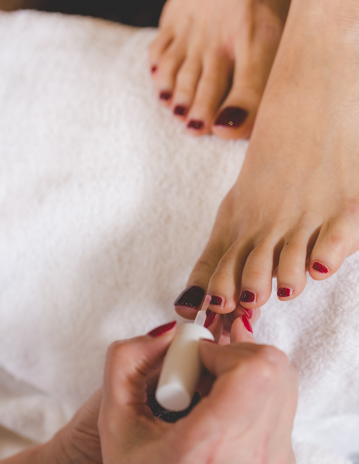Our Milton Spa specializes in pedicure and general foot care for diabetic feet.