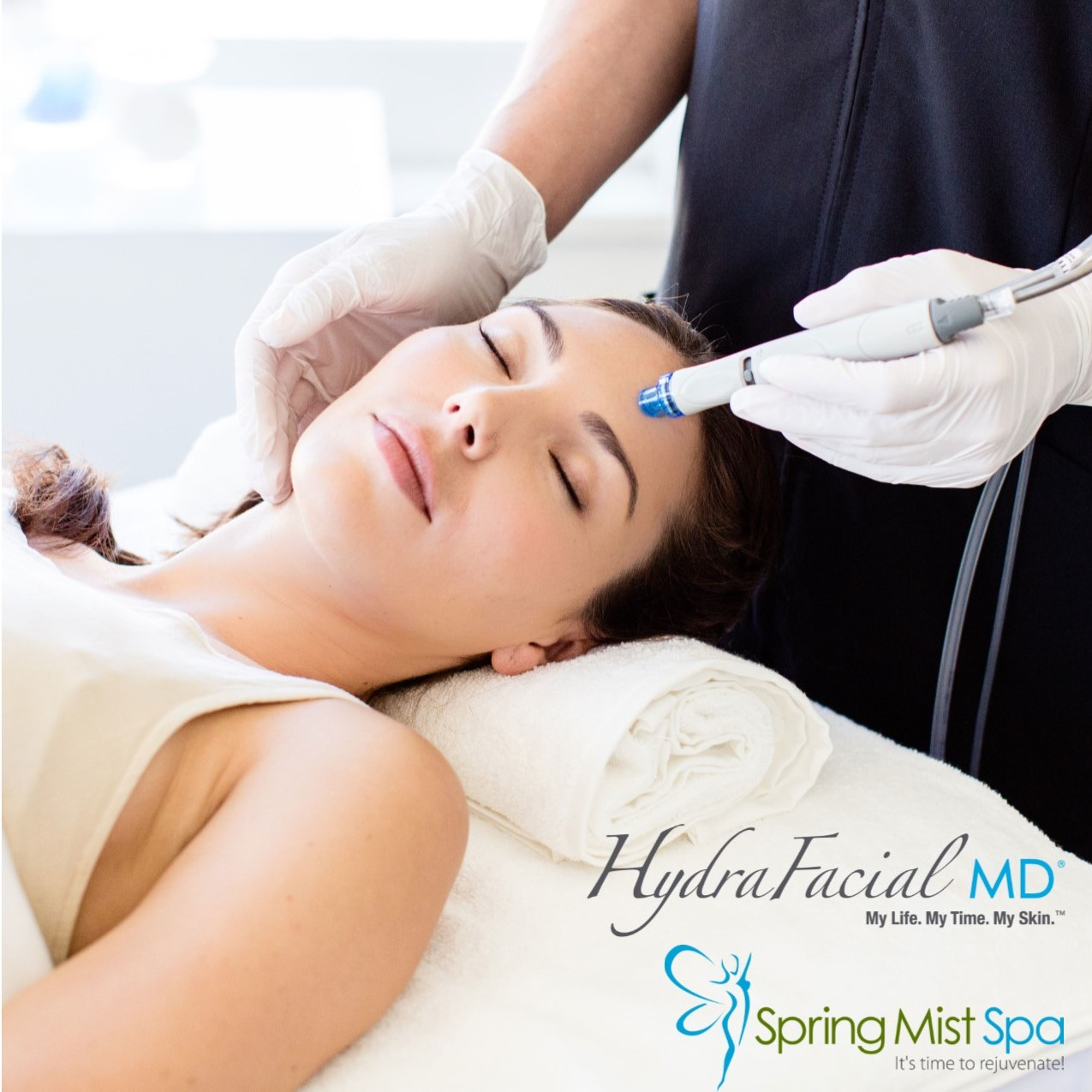 Spring Mist Milton Spa Specials, Offers, Deals and Discounts for Summer 2018 - Hydrafacial Special at Spring Mist Spa
