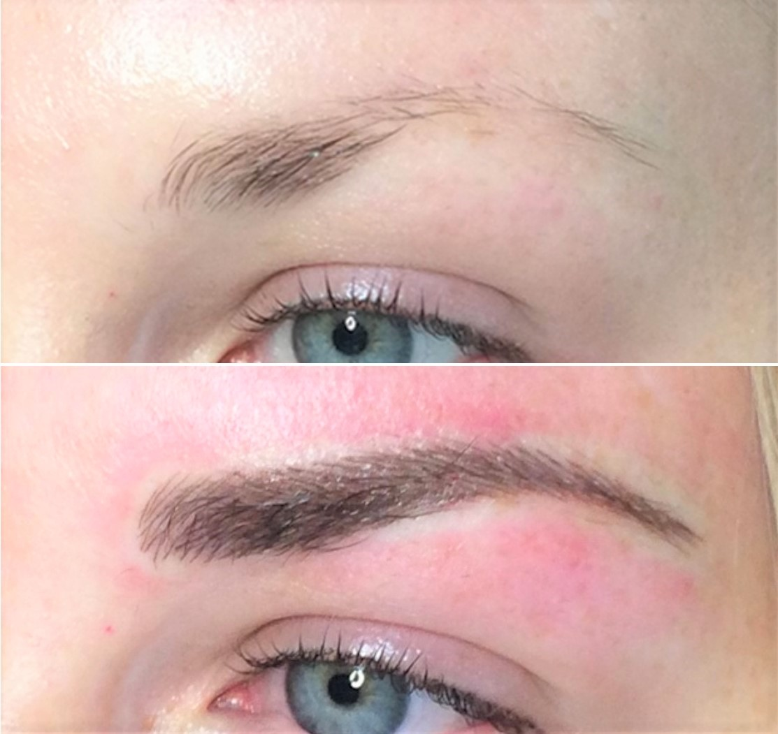 Spring Mist Milton Spa Special Offers, Deals And Discounts - Get beautiful eyebrows with Microblading at Spring Mist Spa Milton
