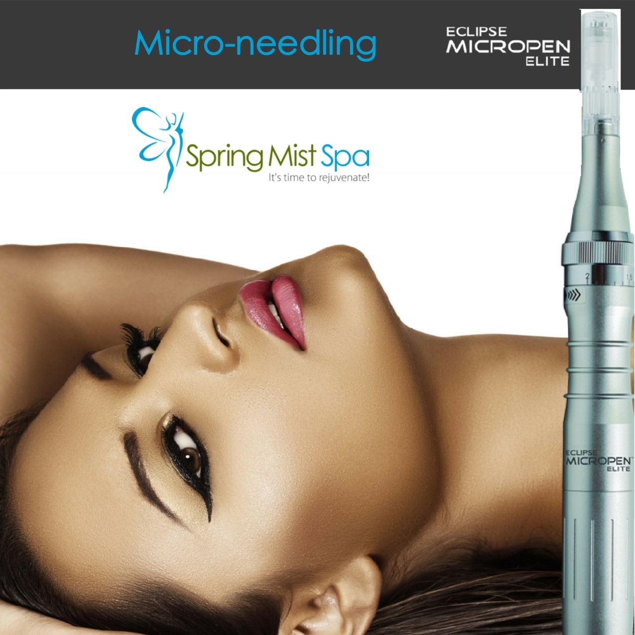 Spring Mist Milton Spa Specials - Get rid of wrinkles, fine lines, acne scars with microneedling at Spring Mist Spa Milton