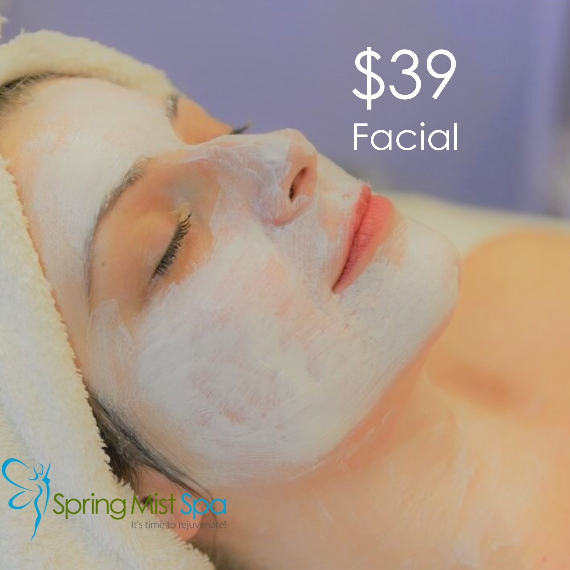 Dr. Spiller Facial Treatment at Spring Mist Spa only $39