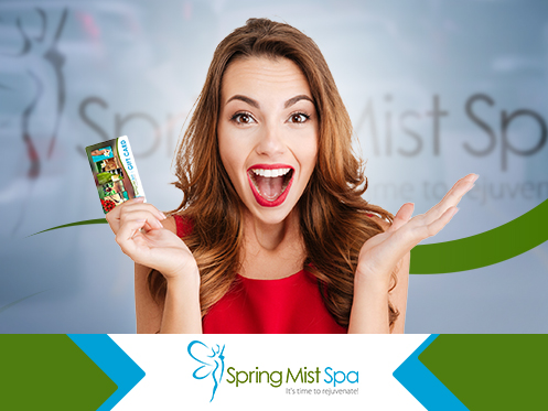 Spring MIst Milton Spa Holiday Gift Cards Specials - Free full face wax, free Microdermabrasion