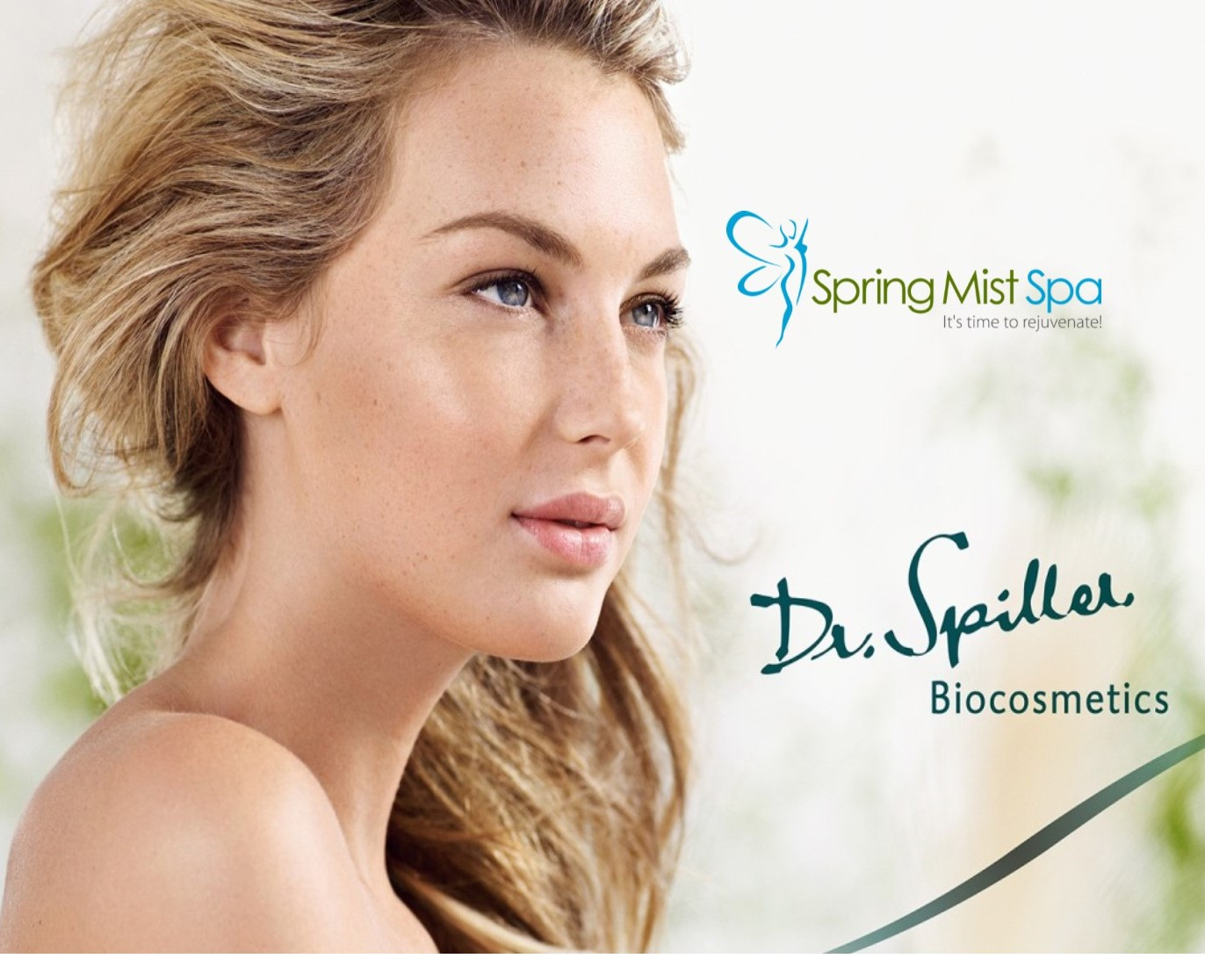 Spring Mist Milton Spa Specials - Look your best this summer with a customized Dr. Spiller Facial -August 2019 Special
